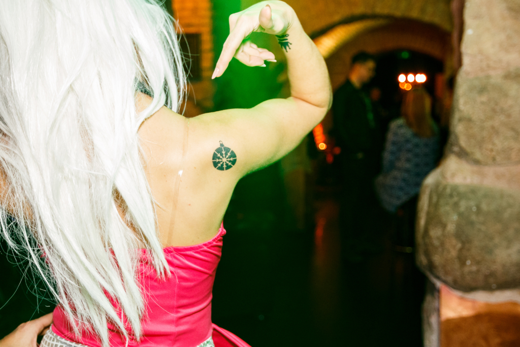 Laikinos tatuiruotės