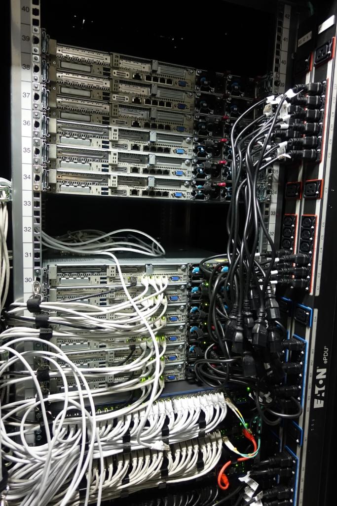 Serverių laidų sujungimas