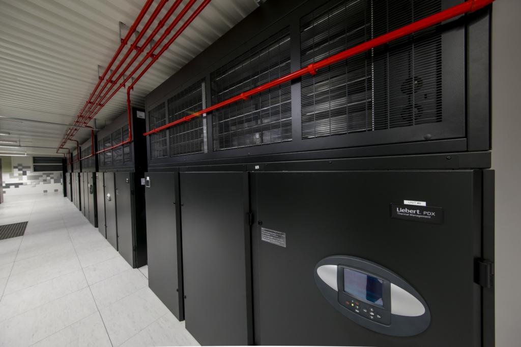 Interneto vizijos duomenų centro sistemų spintos